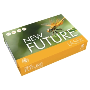 Future Lasertech White A4 Paper 80gsm - Box of 5 Reams (5 X 500 Sheets)