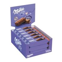 SNACK DOLCE MILKA SOFT CAKE BROWNIE CONF.24