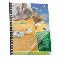 COPERTINE LUCIDE A4 LYRECO PVC TRASPARENTE DA 150 MIC - CONF. 100