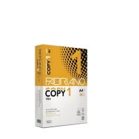 RISMA 500 FOGLI CARTA FABRIANO COPY 1 FORMATO A4 80 G/MQ BIANCA