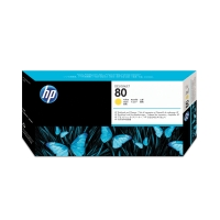 TESTINA INK-JET STANDARD HP C4823A - NR 80 - 2,5K - GIALLO