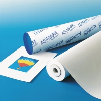 ROTOLO CARTA PLOTTER OPACA COLORE AS MARRI 90 G/MQ - 61 CM x 45 M