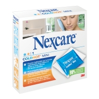 CUSCINETTO IN GEL RIUTILIZZABILE 3M NEXCARE COLD-HOT MINI