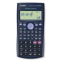 CALCOLATRICE SCIENTIFICA CASIO FX-82ES A 10+2 CIFRE