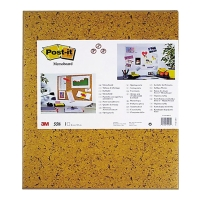 PANNELLO AUTOADESIVO POST-IT® MEMOBOARD L 58 x H 46 CM COLOR SUGHERO