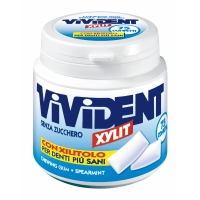 BARATTOLO 75 CHEWING-GUM VIVIDENT XYLIT
