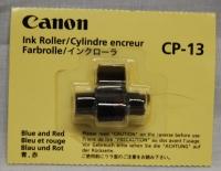 NASTRO CANON CP13 IR40T COL. BLU E ROSSO