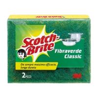 SPUGNA ABRASIVA CLASSIC SCOTCH-BRITE™ - CONF.2