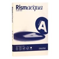 RISMA 300 FOGLI CARTA RISMACQUA FAVINI FORMATO A4 90 G/MQ AVORIO