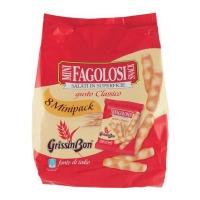 FAGOLOSI MINI PACK GRISSIN BON 20GR GUSTO CLASSICO CONF. 8
