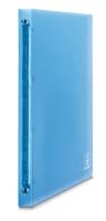 Raccoglitore 2ndLife favorite 4anelli 15mm copert. effetto ghiaccio col.blu