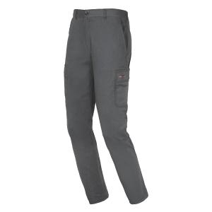 Pantaloni Issa Line Easystretch 8038 grigio tg L