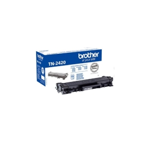 TONER LASER BROTHER TN-2420 - 3K - NERO