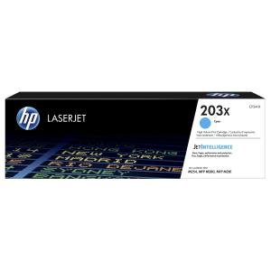 Toner laser HP CF541X 203X 2.5K ciano