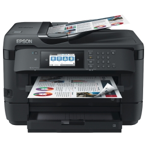 MULTIFUNZIONE INKJET 4-IN-1 A COLORI A3 EPSON WORKFORCE WF-7720DTWF