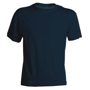 T-shirt blu navy tg S