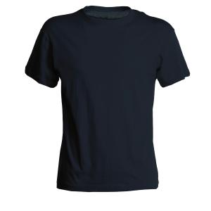 T-shirt donna blu navy tg M