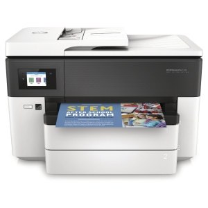 Multifunzione 4 in 1 inkjet a colori HP Officejet Pro 7730 wireless