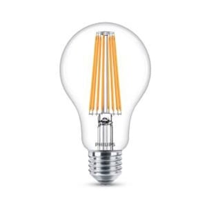 LAMPADINA LED GOCCIA PHILIPS LUCE CALDA E27 60W