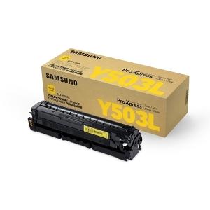/Toner laser Samsung SU491A  CLT-Y503L/ELS 5K giallo