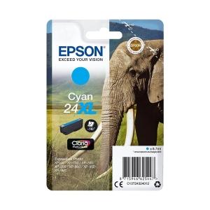/Cartuccia inkjet Epson C13T24324012 740 pag ciano