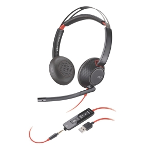 CUFFIA PER PC BINAURALE BLACKWIRE C5220 PLANTRONICS
