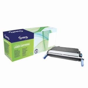 /Toner Lyreco compatibile con Hp Q6461A 4730C-LYR ciano