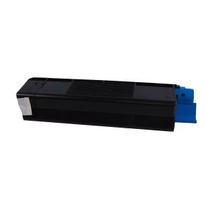 /Toner Clover compatibile con Oki 42804516 C3200K-NTR 3K nero