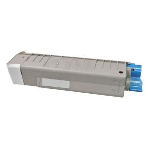 /Toner Clover compatibile con Oki 43865724 C5850K-NTR 6K nero