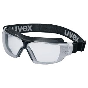 Occhiali di sicurezza a mascherina Pheox CX2 Sonic lenti trasparente UV 2C-1.2