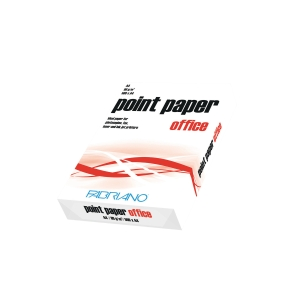 RISMA 500 FOGLI CARTA POINT PAPER A4 80GR BIANCA