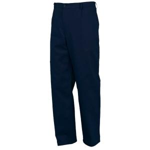 Pantaloni da lavoro in cotone massaua Issa Line blu tg L