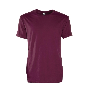T-shirt bordeaux tg 3XL
