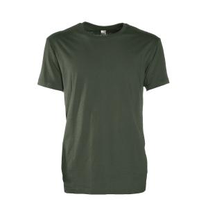 T-shirt verde oliva tg M