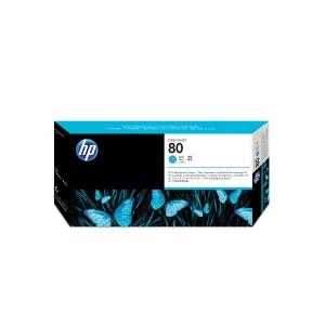 TESTINA INK-JET STANDARD HP C4821A - NR 80 - 2,5K - CIANO