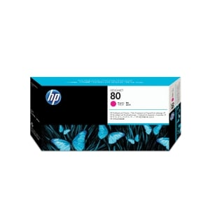 TESTINA INK-JET STANDARD HP C4822A - NR 80 - 2,5K - MAGENTA