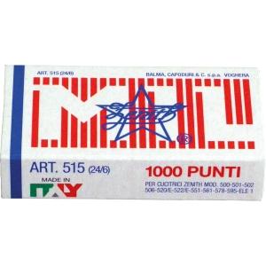 Punti Zenith 515/8 - conf. 1000