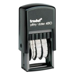 Datario autoinchiostrante Trodat Printy 4810 - 3,8 mm