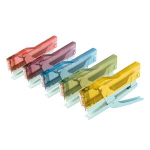 Cucitrice a pinza Zenith 590 fun colori assortiti fino a 30 fogli