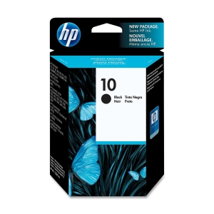 Cartuccia inkjet HP C4844A N.10 2200 pag nero