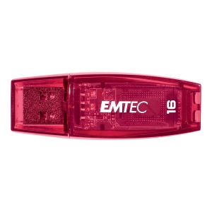 MEMORIA USB COLOR MIX EMTEC DA 16 GB FUCSIA