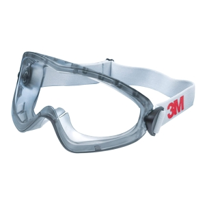 Maschera di protezione 3M 2890s - lente trasparente + guarnizione tenuta gas