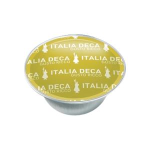CAPSULE CAFFE  ESPRESSO DECAFFEINATO ITALIA BIALETTI CONF. 16
