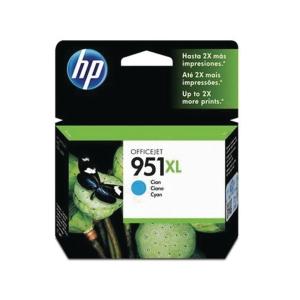 CARTUCCIA INCHIOSTRO HP CN046AE NO.951XL PER OFFICEJET 8100, CIANO
