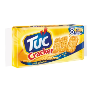 Cracker Tuc Saiwa pacchetto da 31,5 g - conf. 8