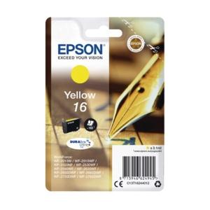 CARTUCCE INKJET EPSON T1624 - 165 GIALLO