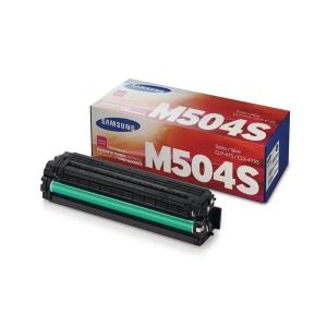 Samsung CLT-M504S Magenta Toner Cartridge (SU292A)