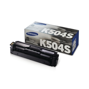 Samsung CLT-K504S Black Toner Cartridge (SU158A)