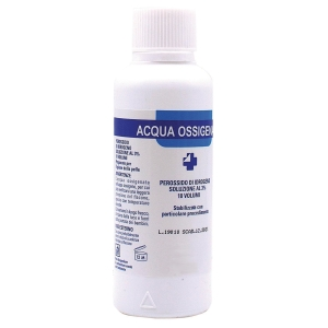 Acqua ossigenata flacone 250 ml