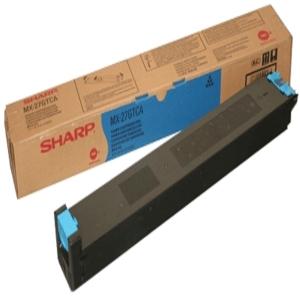 TONER SHARP MX-27GTCA/MX2300N 15K CIANO